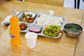 Industrial Meals For Schools, Hospitals